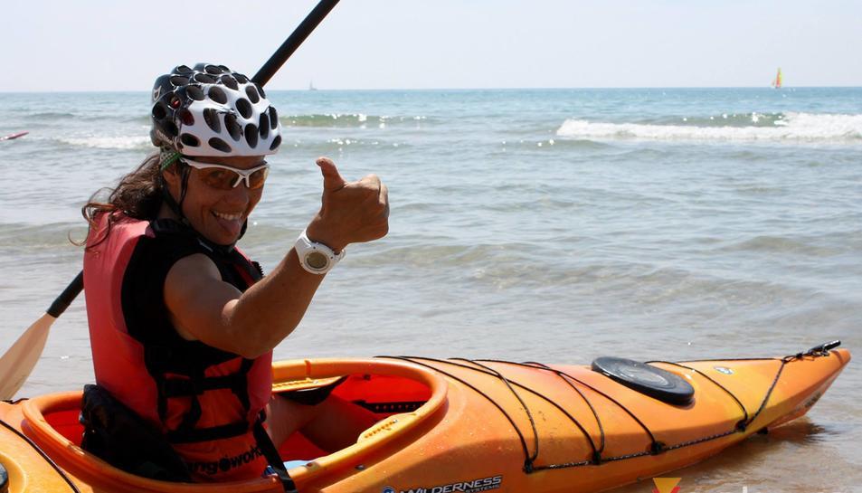Els esports d'aventura envaeixen el Catllar per Sant Jordi