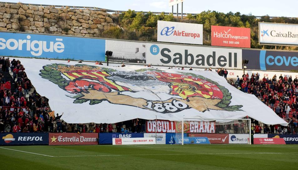 La Federació de Penyes aconsella comprar l'entrada a Tarragona