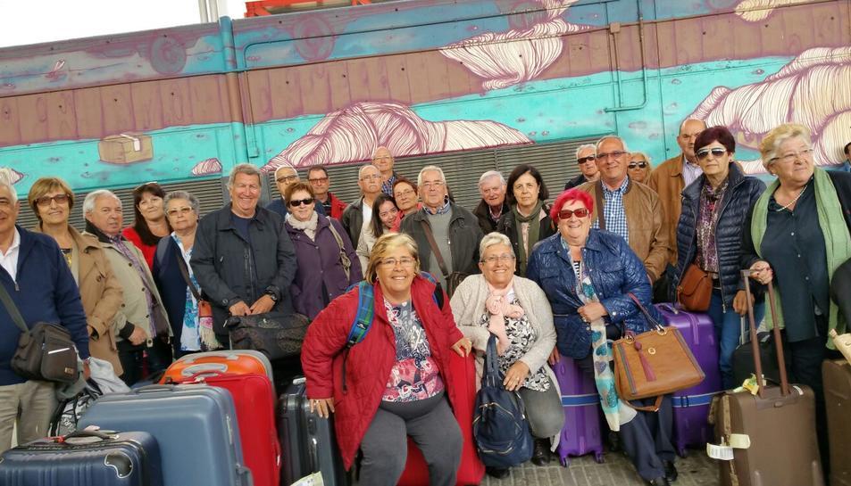 El grup amotinat a Canàries reclama les despeses a Mundiplan i l'Imserso
