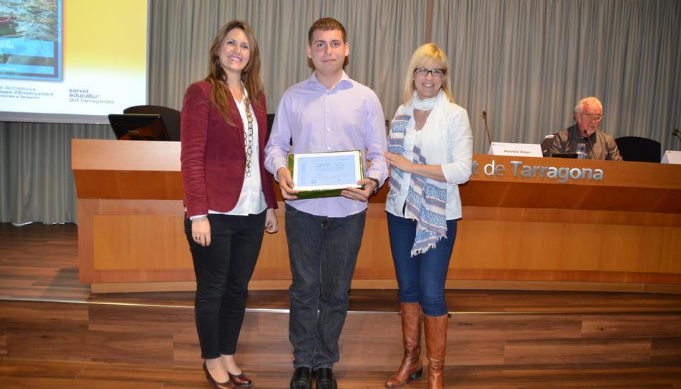 El Port de Tarragona lliure els guardons del III Premi de Narrativa Curta