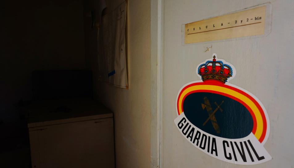 L'antiga caserna de la Guàrdia Civil a Tarragona