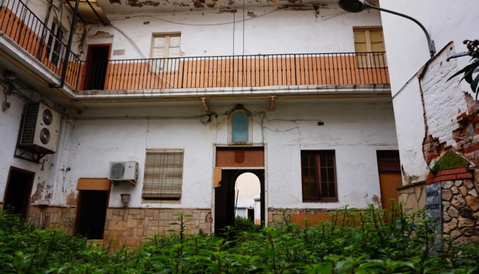 Caserna de la Guàrdia Civil a Tarragona