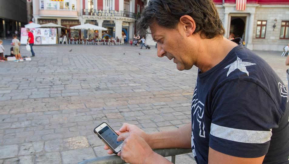 Movistar cobrarà als seus clients si sobrepassen el consum de dades contractades