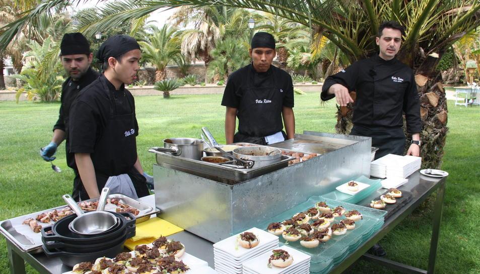 Villa Retiro impulsa un Màster en Gastronomia i Lideratge Culinari a partir del setembre vinent