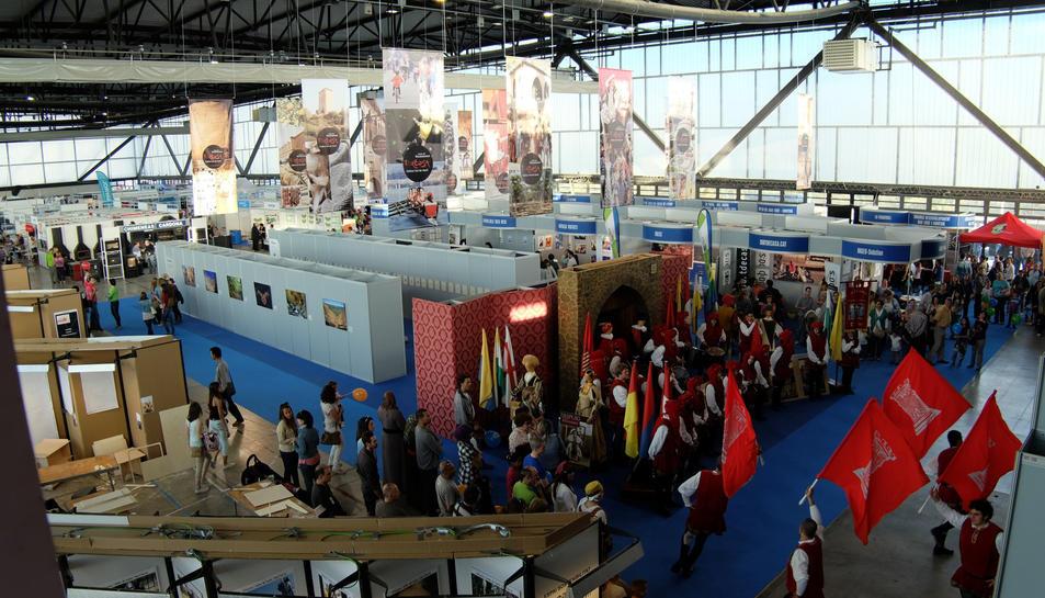 Expoebre reforça les activitats per despertar l'atenció dels visitants