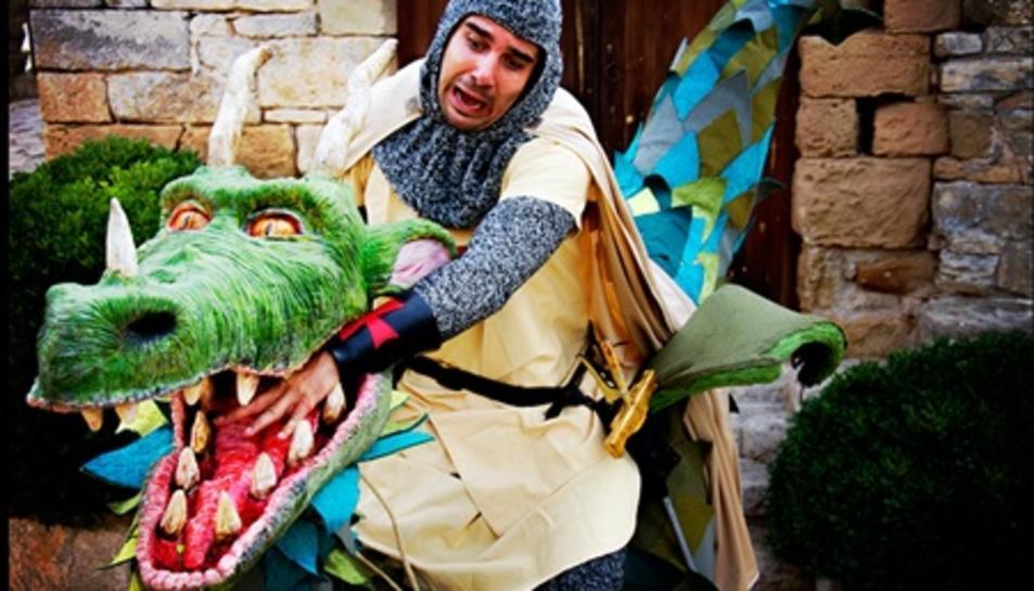 Un Sant Jordi amb gust a mar a Cambrils