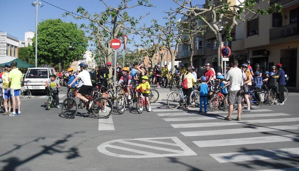 El Morell acull la 24a edició de la Festa de la Bicicleta aquest diumenge