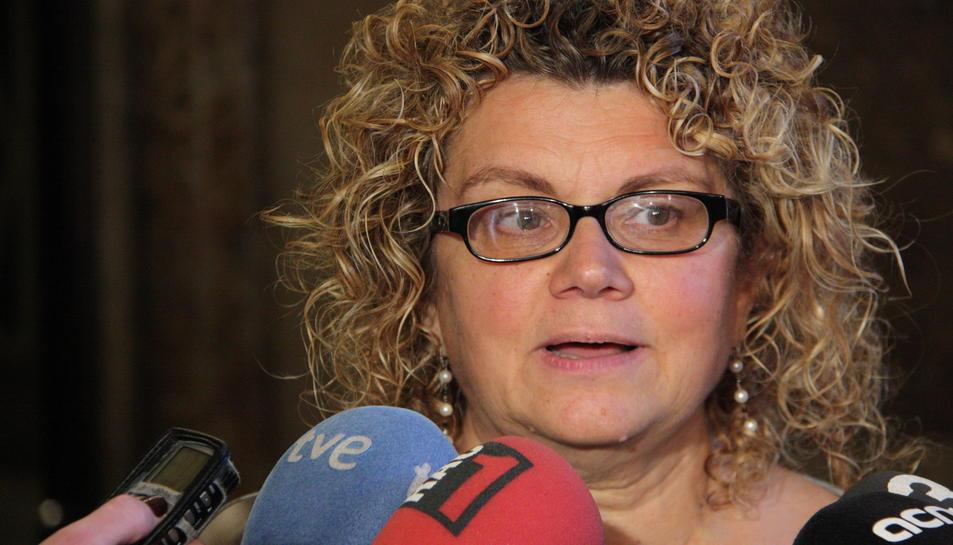 Marina Geli nega que el Catsalut inflés el conveni amb l'Hospital de Reus per pagar Manté i Batesteza