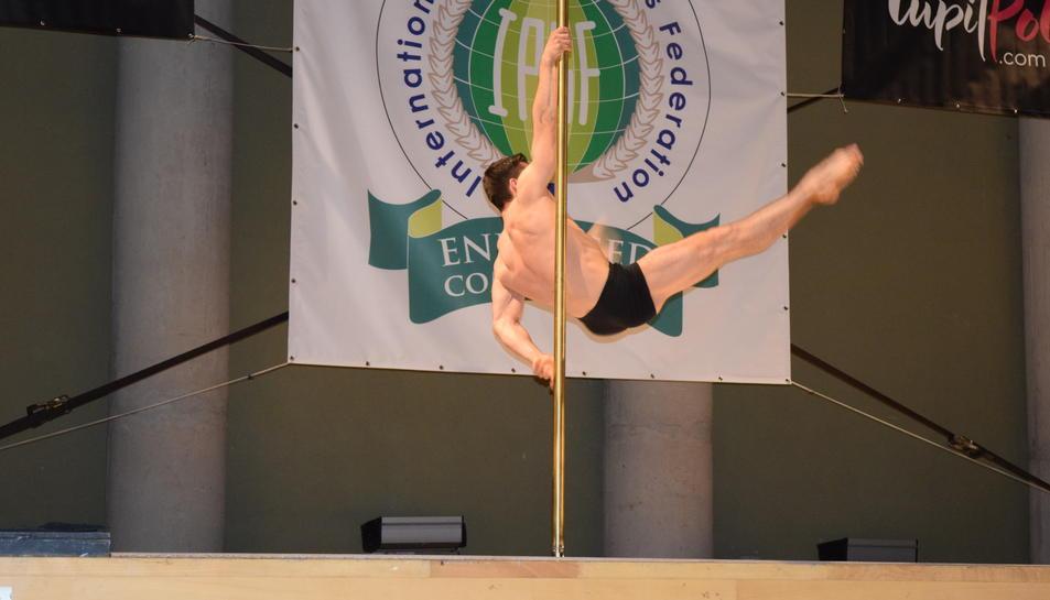 Tarragona es converteix en seu nacional del Pole Sport