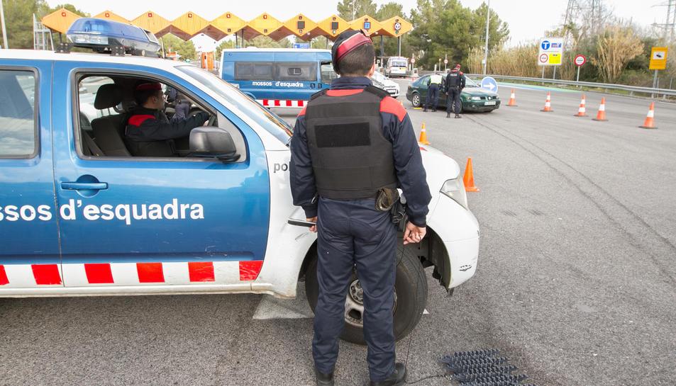L'Àrea de Recursos Operatius dels Mossos d'Esquadra ja fa més d'un any que porten les exteriors.