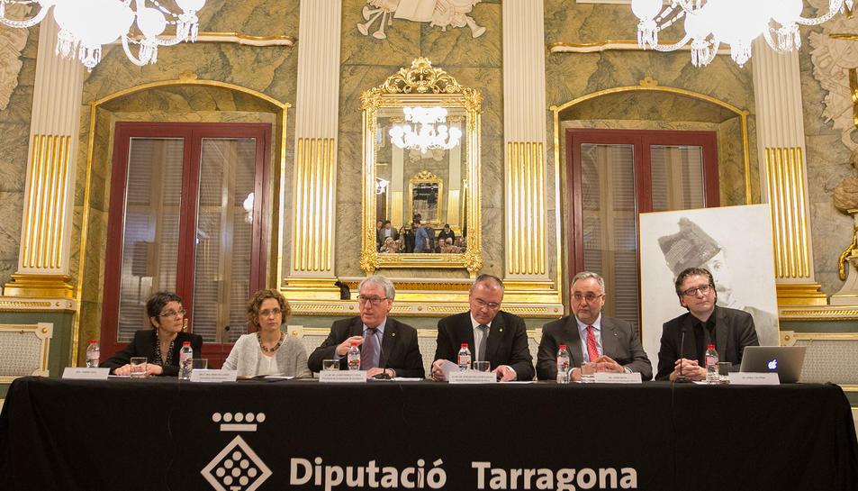 El periodista Enric Calpena inaugura l'Any Toda al Palau Bufarull