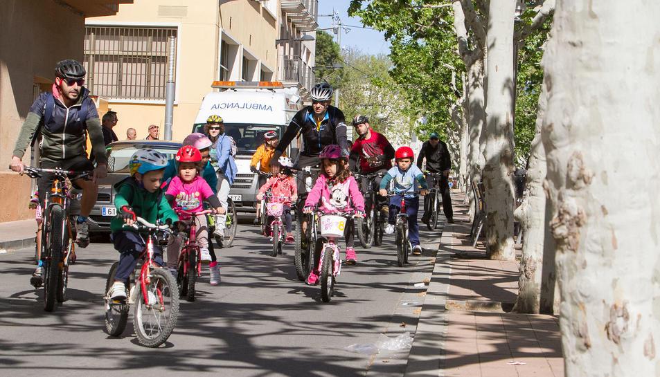 Fiesta de la Bicicleta del Morell 2016
