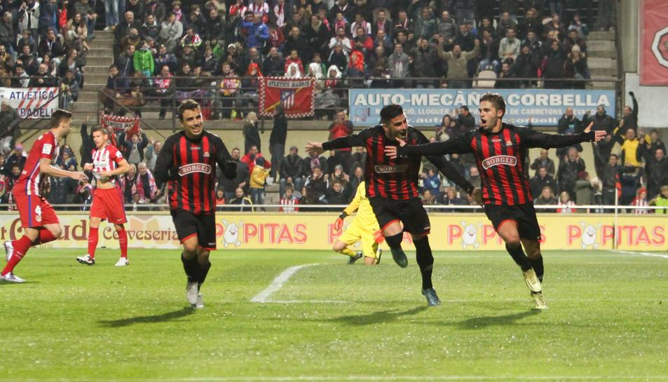 El Reus repetirà Copa del Rei i supera els 63 punts de la temporada passada