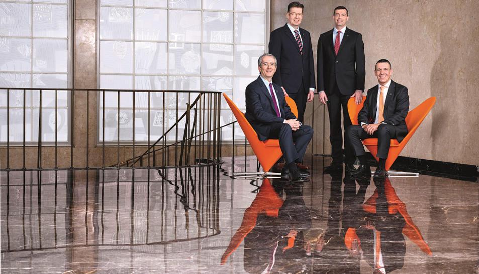 Covestro tanca el primer trimestre amb 508 milions de beneficis abans d'impostos