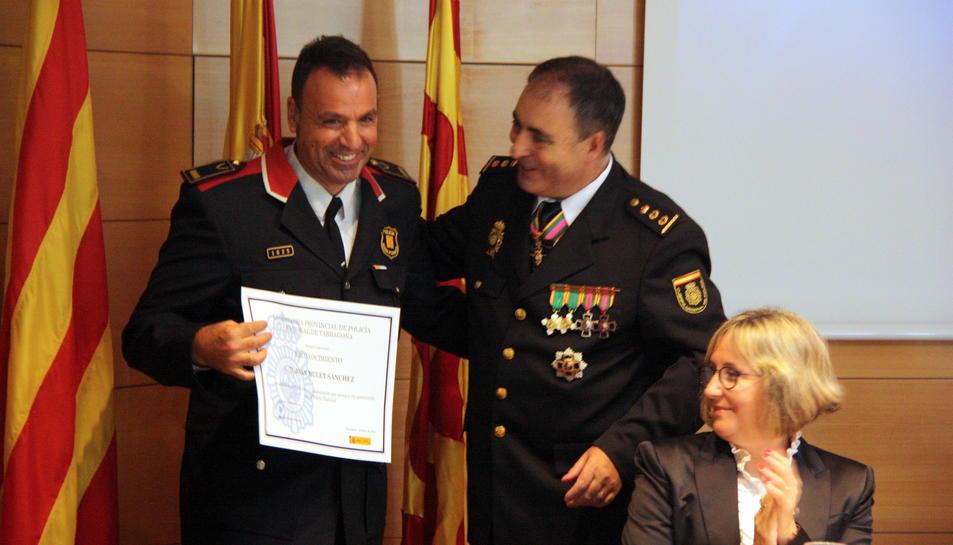 El cap provincial d'Operacions de la Policia serà el nou comissari d'Ourense