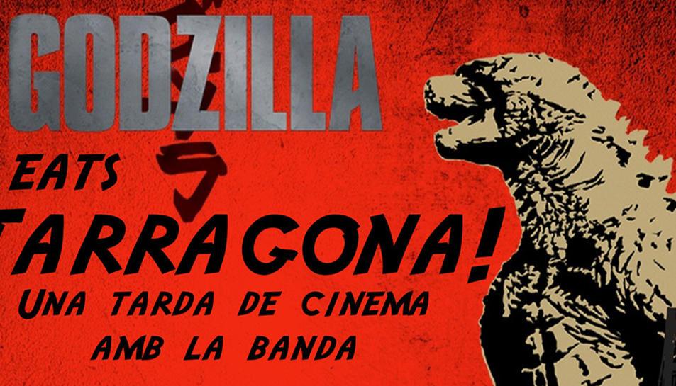 La BUMT alerta: l'1 de maig, Godzilla es menjarà Tarragona