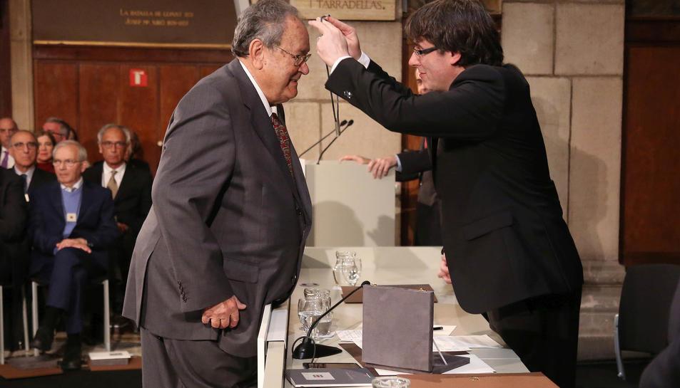 Josep Sendra, Creu de Sant Jordi