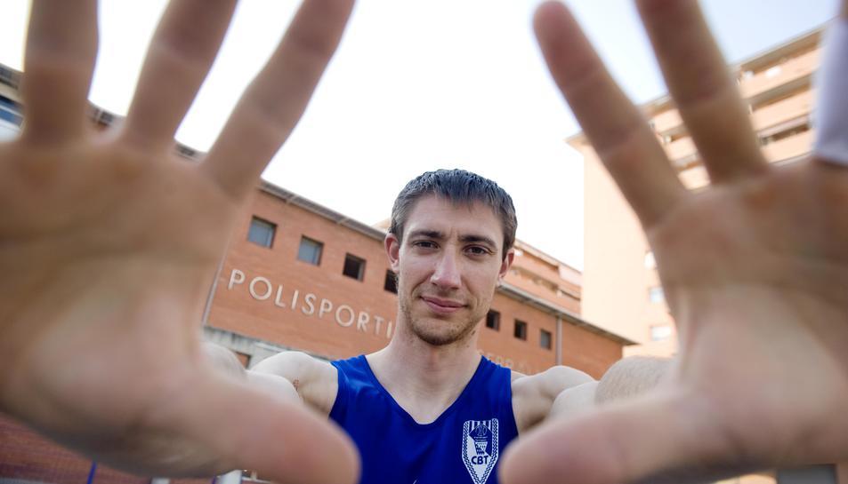 «Si pugem esportivament, l'Ajuntament, la ciutat i els patrocinadors faran l'esforç»