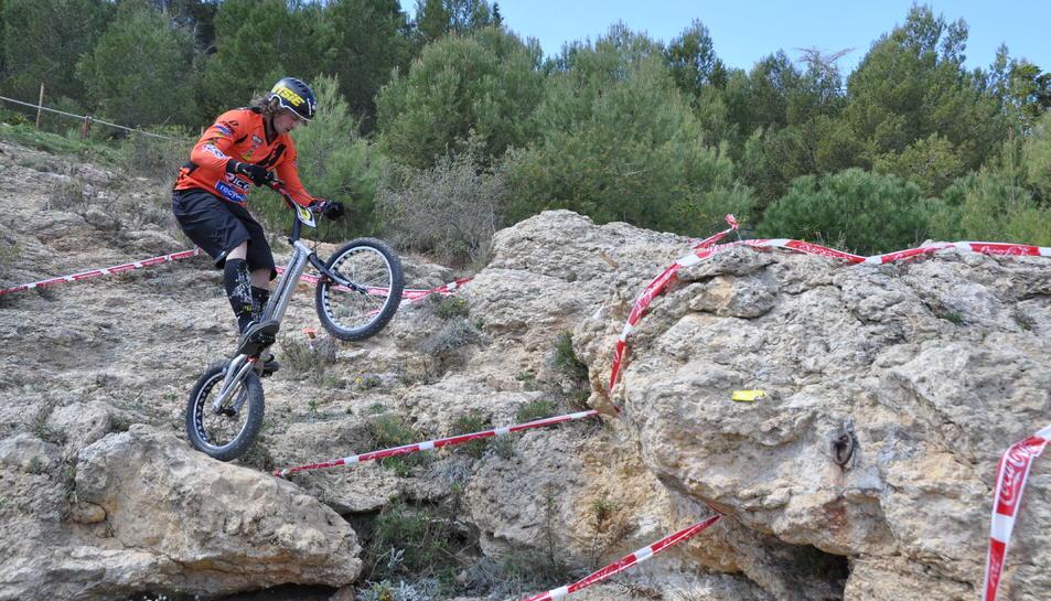 Torredembarra acull el Campionat de Trial de Catalunya aquest diumenge