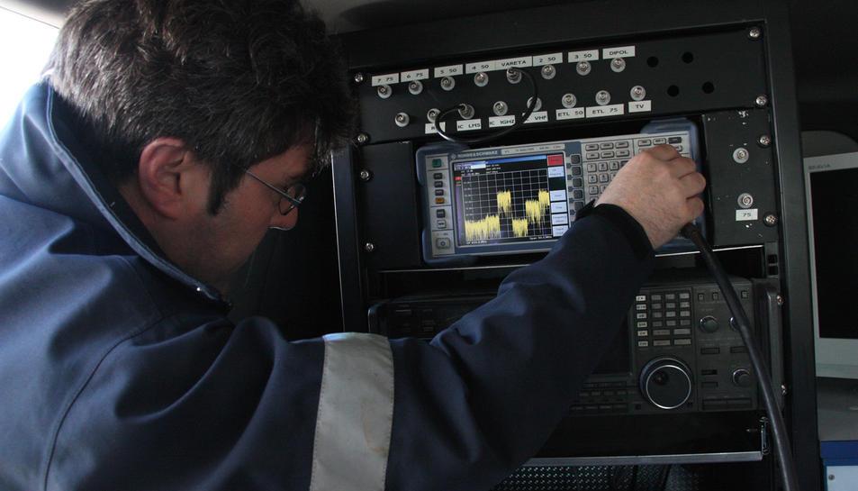 Calafell es queixa que el 4G genera interferències en el senyal de TDT