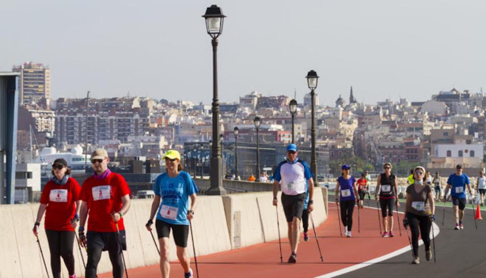 La prova de Nòrdic Walking torna a Tarragona amb dues noves distàncies