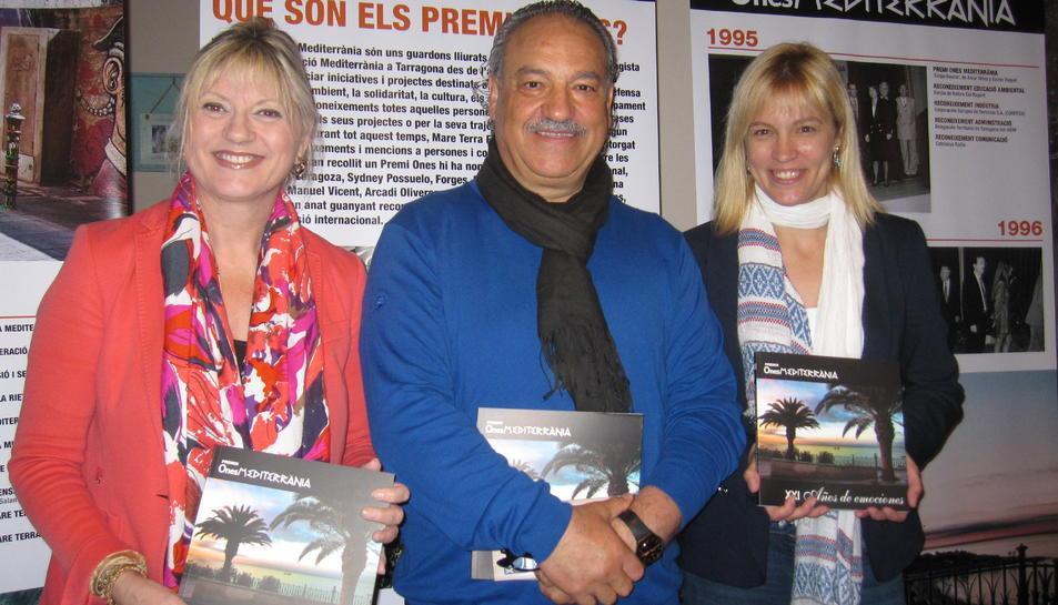 Manolo García i Carles Francino, premiats als Ones Mediterrània d'aquest any