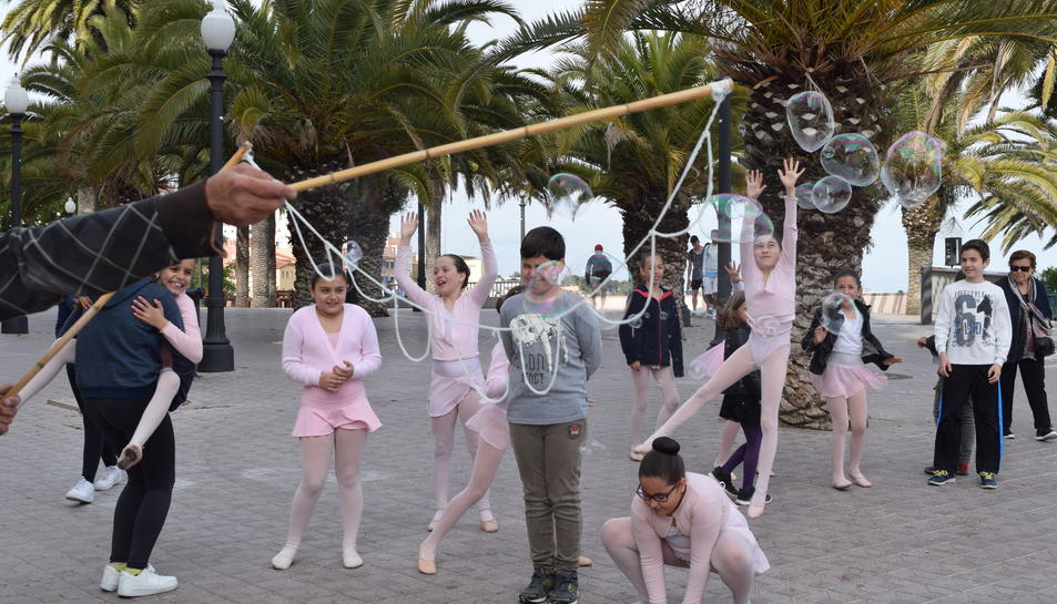 Día Internacional de la Danza en Tarragona