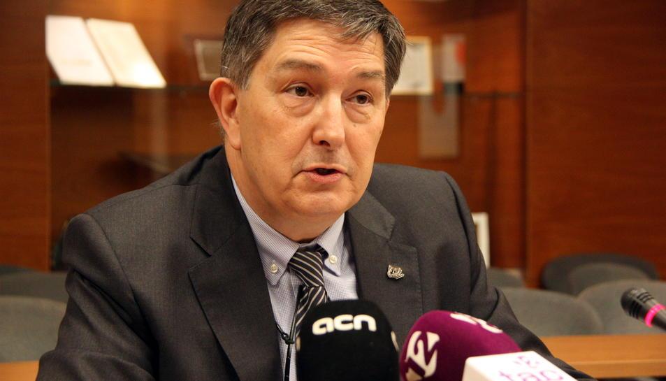 La URV tanca el 2015 amb un romanent d'1,08  milions d'euros