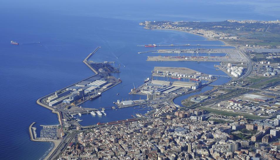 El Port tanca el primer trimestre amb un tràfic de 8,2 milions de tones