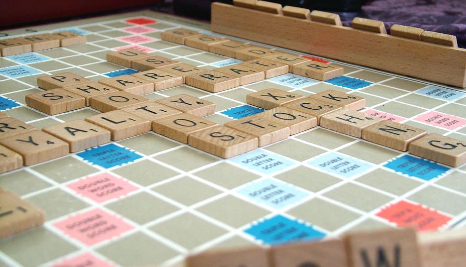 Scrabble i acció