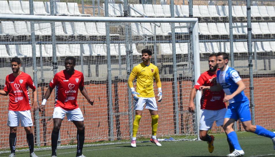 Nauzet: «Si hi ha un equip que pot guanyar el Vila-real B, és la Pobla»