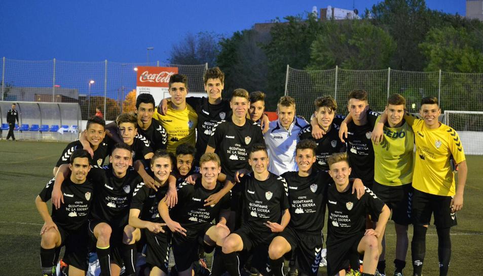 El cadet del CD Floresta derrota el totpoderós Barça (2-0)