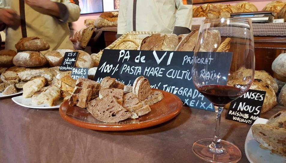 El vi com a ingredient perfecte per al pa