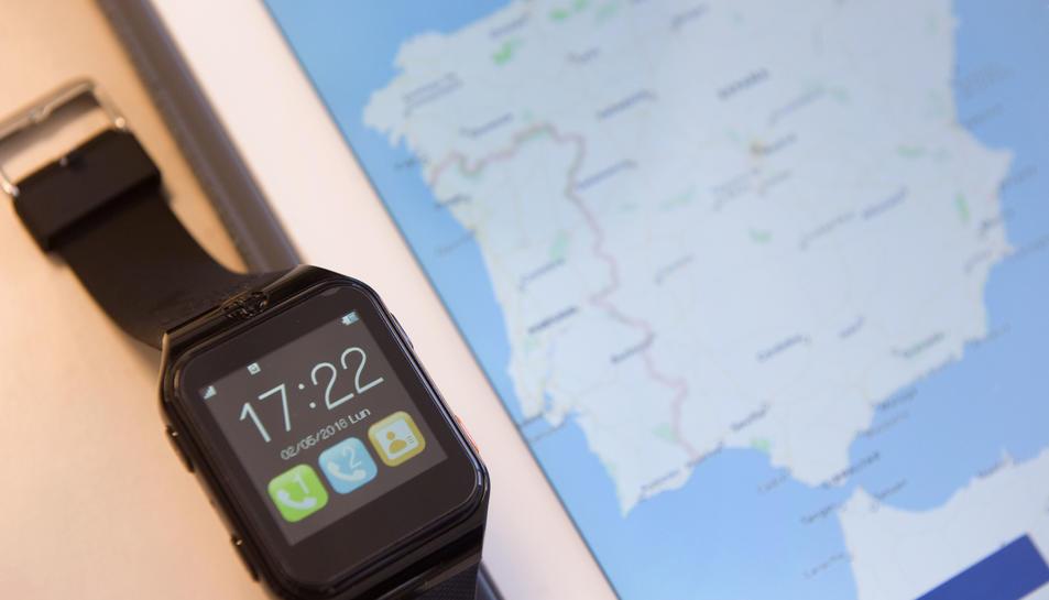 Un rellotge intel·ligent ajuda a localitzar els malats d'Alzheimer