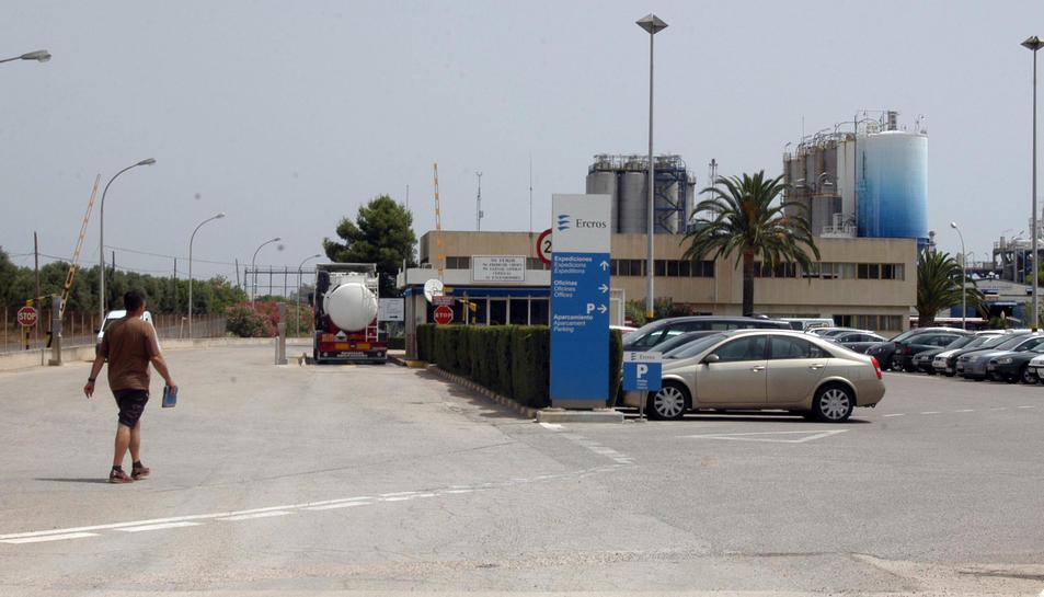 Ercros obté un benefici de 8 milions d'euros en el primer trimestre