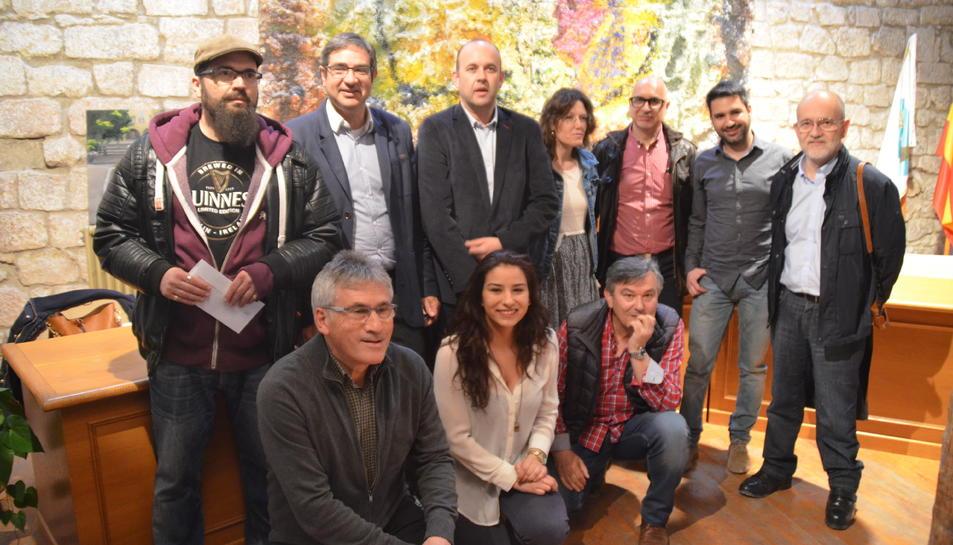 Lliuren els guardons de la 21a edició del premi de Fotografia de la Terra Alta