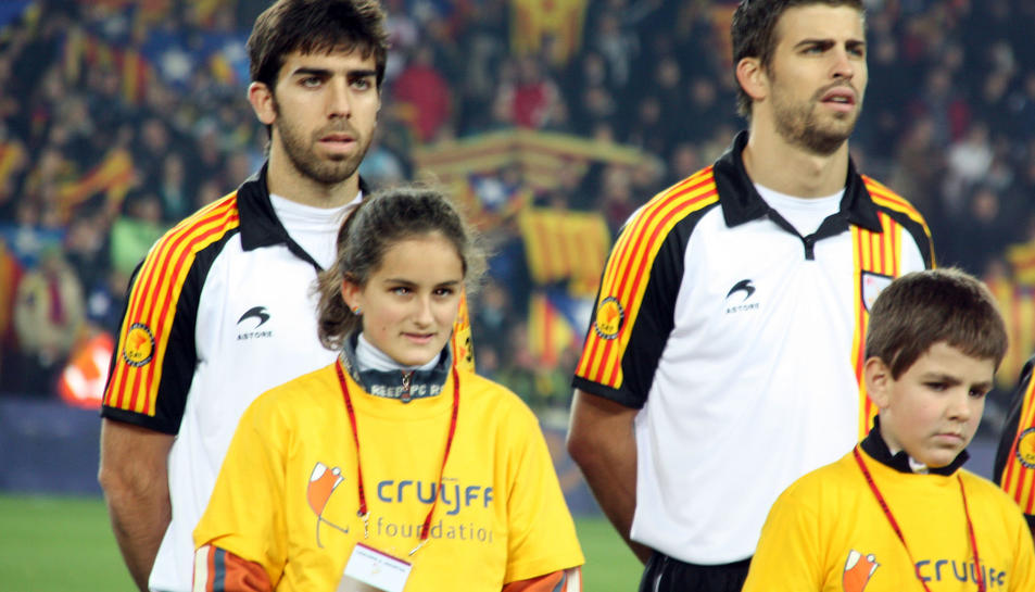 L'exfutbolista Oleguer Presas participarà en una xerrada sobiranista