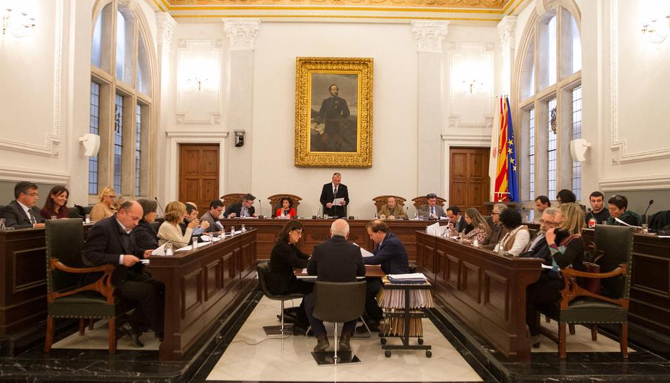 L'Ordenança de Civisme preveu cobrar les sancions en funció de la capacitat econòmica del sancionat