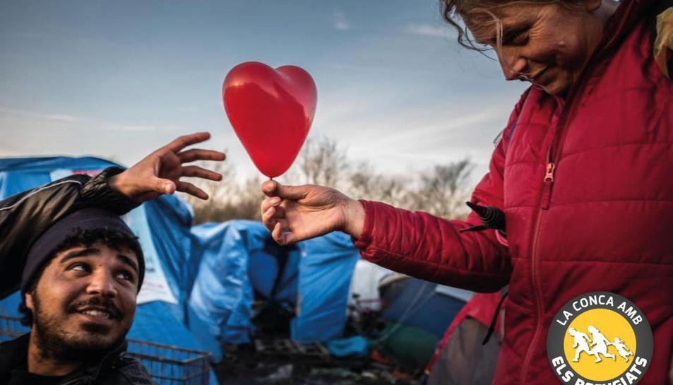Una subhasta d'art benèfica a Montblanc recollirà fons per la crisi dels refugiats