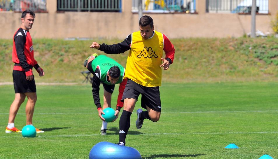 Samu apareix en el moment que més el necessita el CF Reus