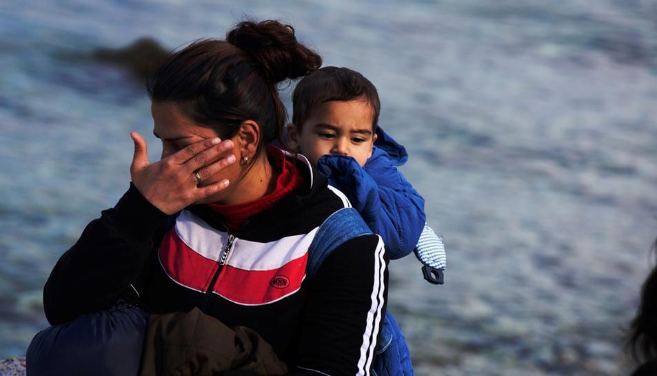 'Síria, camí de l'exili', fins el 19 de juny a la plaça Verdaguer