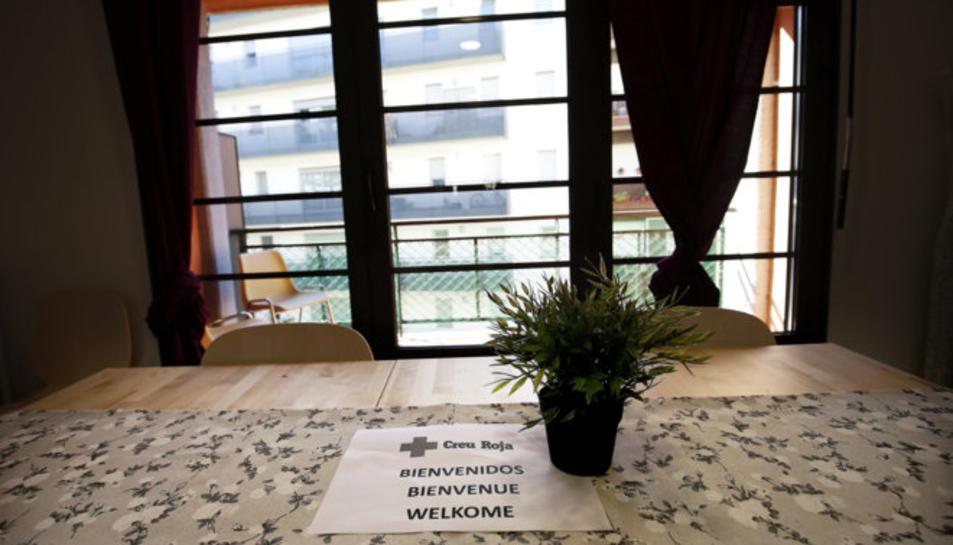 Tarragona obre vint places d'acollida de refugiats