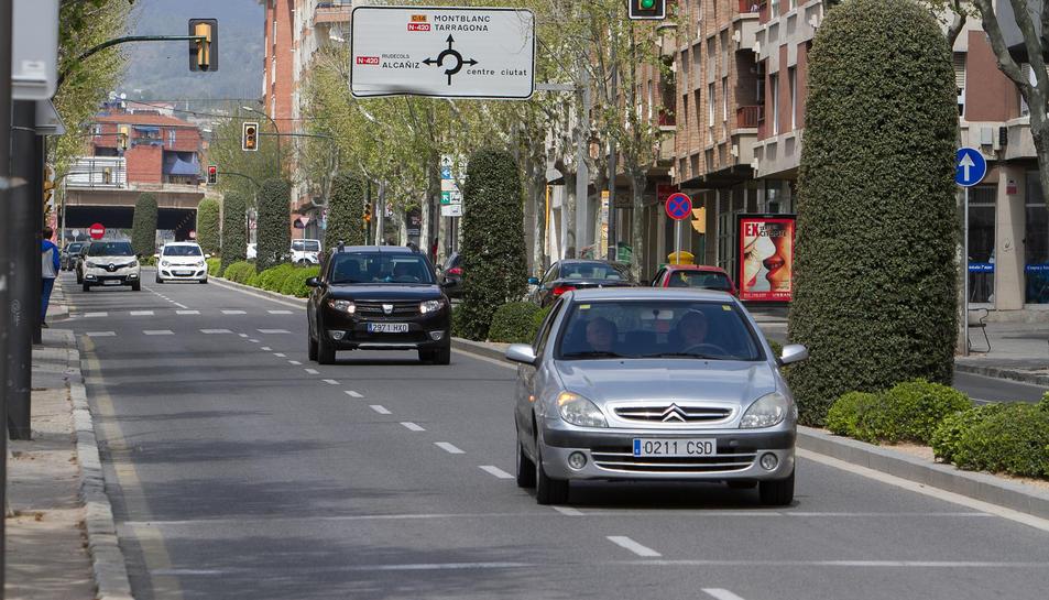 Tarragona és la demarcació catalana on les matriculacions de vehicles creixen més durant l'abril