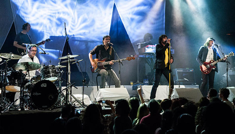 Alcover escull Lax'n'Busto i Blaumut pel concert del Festa Major