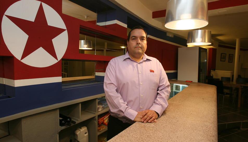 Tarragona obre el primer club social a Occident de fidels a Corea del Nord