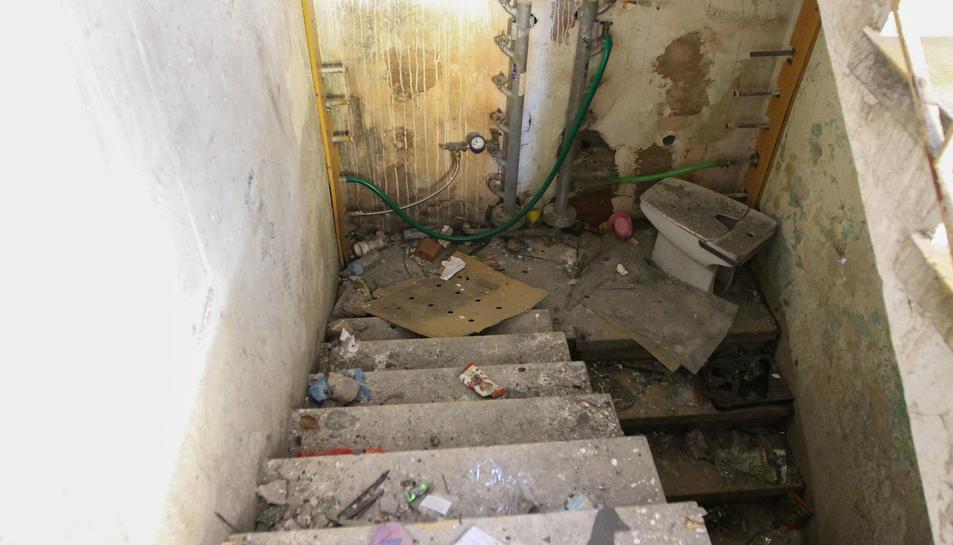 Veïns del barri Fortuny denuncien ocupacions incíviques