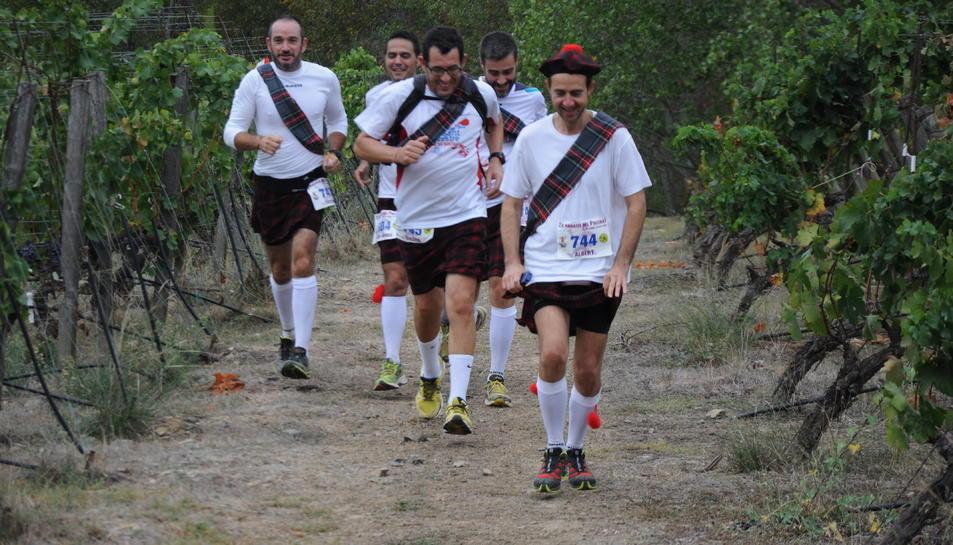 Oberta la inscripció 'online' a la marató on als avituallaments s'hi pot veure ve