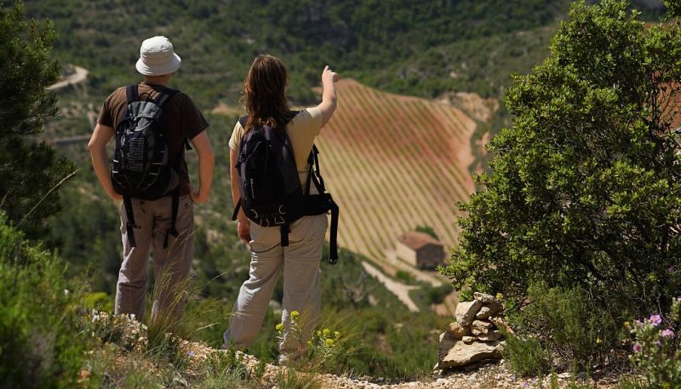 El boca-orella porta els turistes estrangers al Priorat