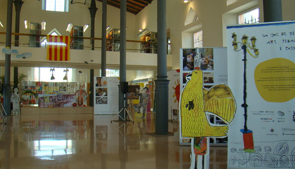 El projecte 'Dibuixa'm Reus!' de Còdol Educació rep el premi Baldiri Reixac