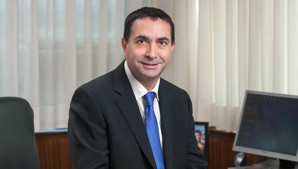 Josep Font, director del Complex Químic de Repsol a Tarragona.